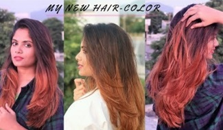 All About My New OMBRÈ Hair Color & My Recent Long Layer Hair Cut