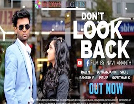 Don't Look Back 2017 New Tamil Short Film