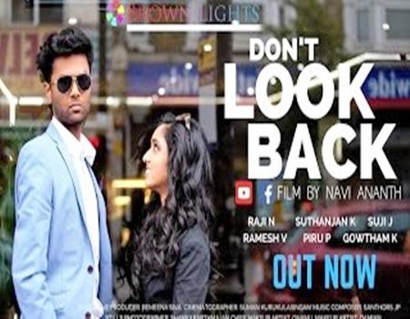 Don't Look Back 2017 New Tamil Short Film