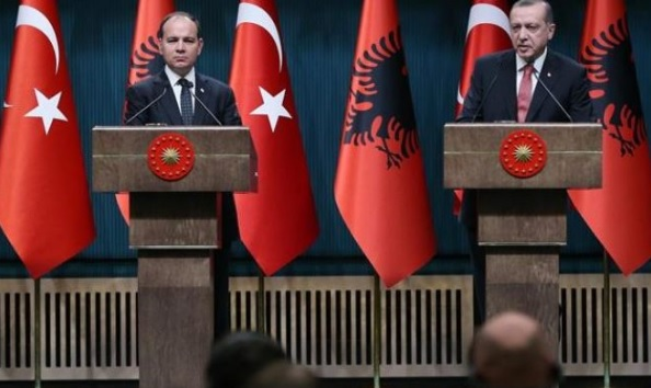 Erdogan: I Grew up in the hands of an Albanian mother