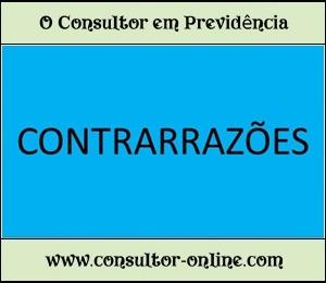 As Contrarrazões em Recurso da Previdência Social.
