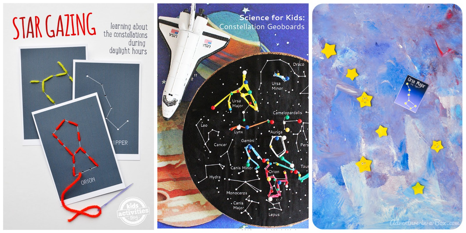 20 Outer Space Themed Activities For Kids