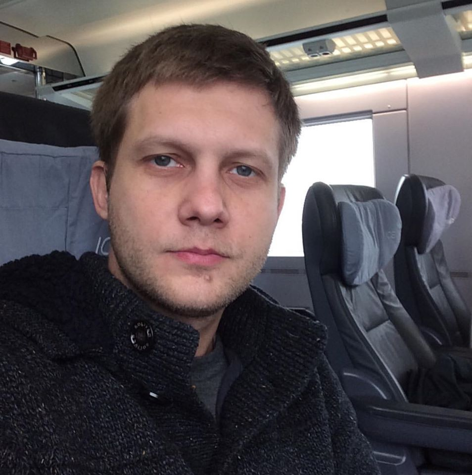 Boris Korchevnikov angered users with pictures of dead priests 07.11.2017 55