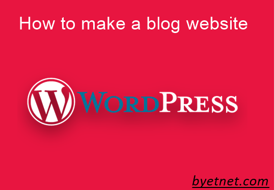 wordpress-free-blog-kaise-banaye