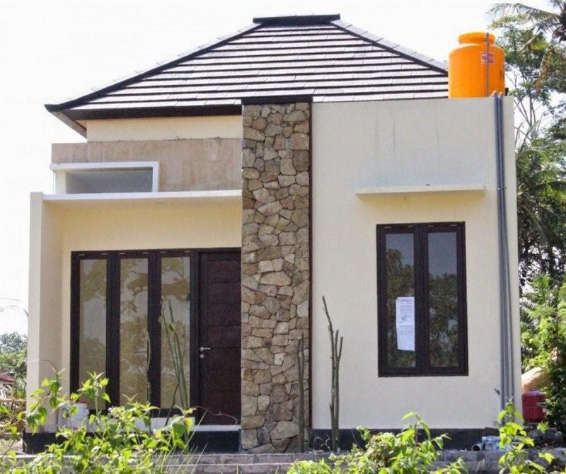 model rumah sederhana tapi bagus kreatif