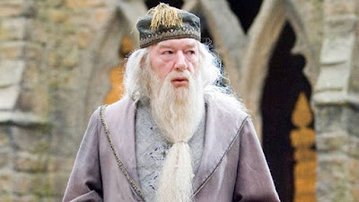 Michael Gambon as Professor Albus Dumbledore