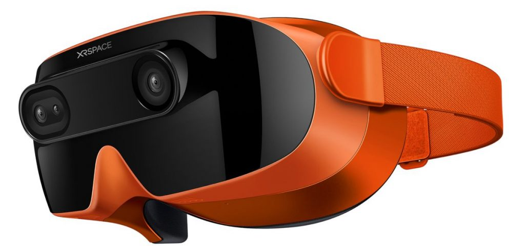 XRSpace Mova is the latest VR glasses