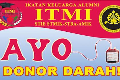 Pendaftaran Mahasiswa Baru (STMIK ITMI) 2021-2022