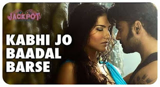 Kabhi Jo Baadal Barse Lyrics