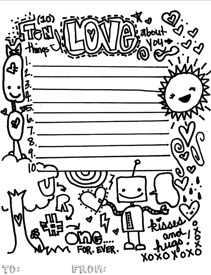frugal life project quot 10 i love about you quot