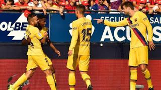 Match highlight From La liga games.