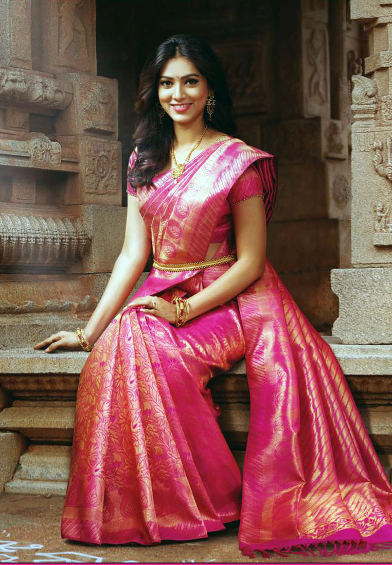 Scenario Wedding Company: Best Bridal Sarees For You