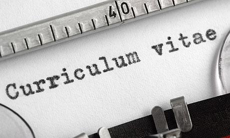 Contoh Curriculum Vitae dalam Bahasa Indonesia