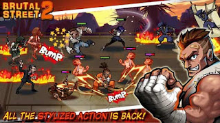 Brutal Street 2 v0.9.25 Apk [LAST VERSION] - Free Download Android Game