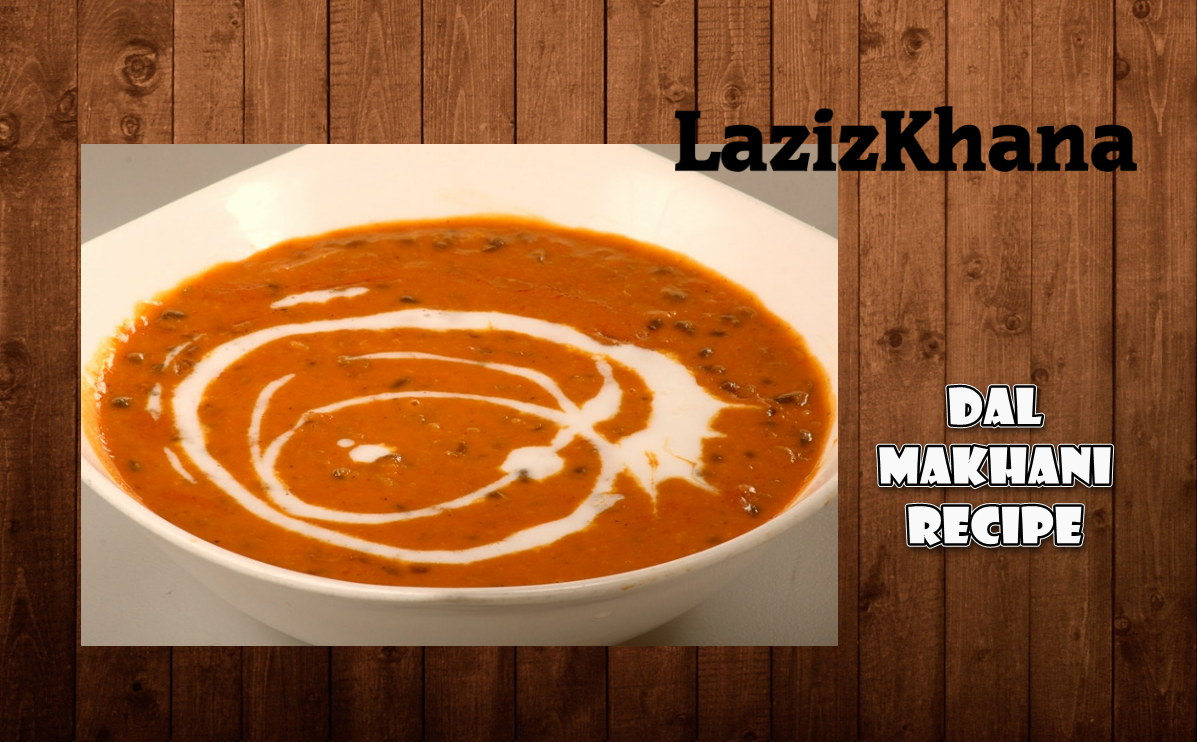 Dal Makhani Recipe in Roman English - Dal Makhani Banane ka Tarika.