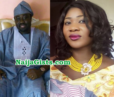 mercy johnson husband age
