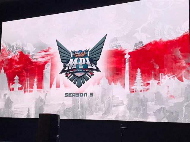 Mobile Legends Bang bang Resmi Gelar MPL Season 5 Pada 7 Februari 2020