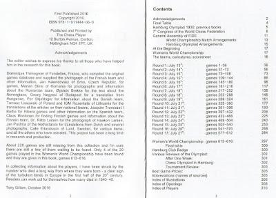 Páginas de introducción y de contenido del libro Páginas de introducción y de contenido