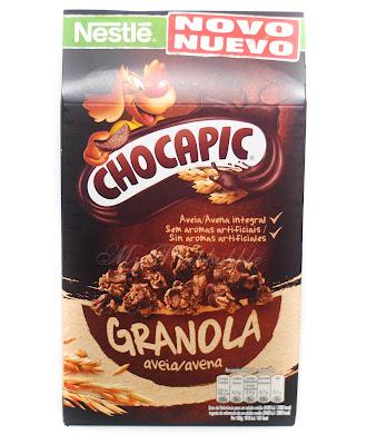 Nestlé Chocapic Granola