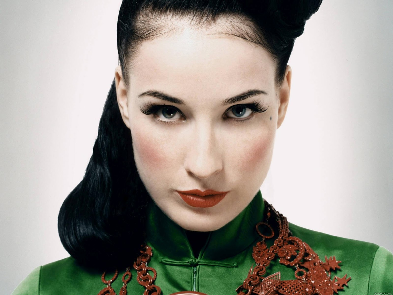 Dita Von Teese Wallpapers | Highlight Wallpapers