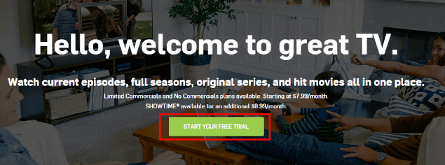 Hulu Plus Login Free Trial