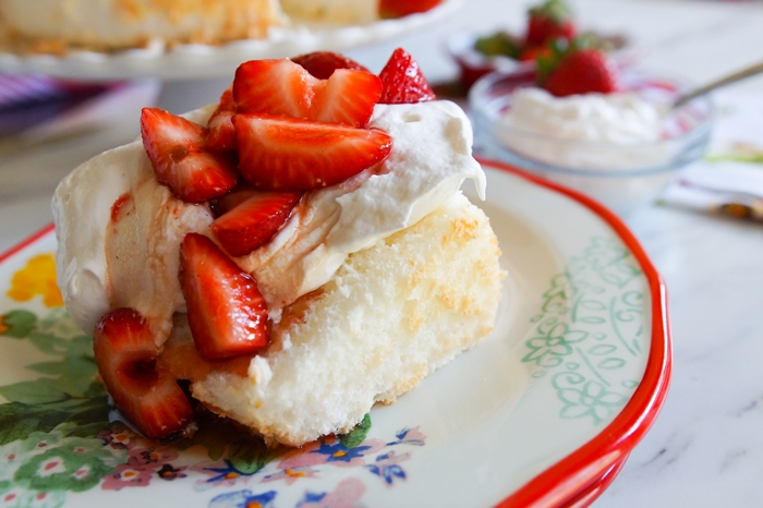 Homemade Angel Food Cake 101