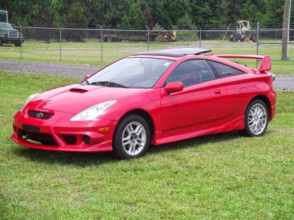 2003 Toyota Celica Gt Auto Restorationice