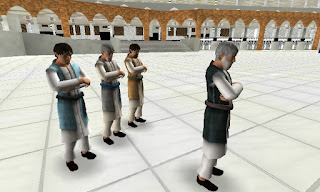 Game Mecc 3D Journey To Islam Game Simulasi Umroh
