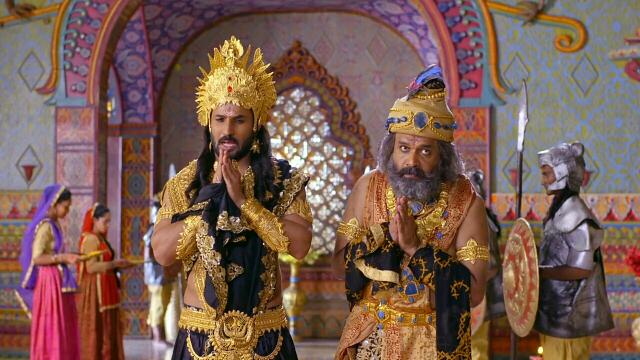 Radha Krishna Serial 18 August Full episode