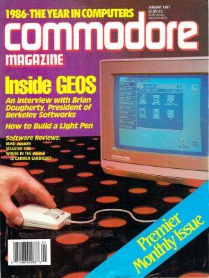 Commodore Magazine