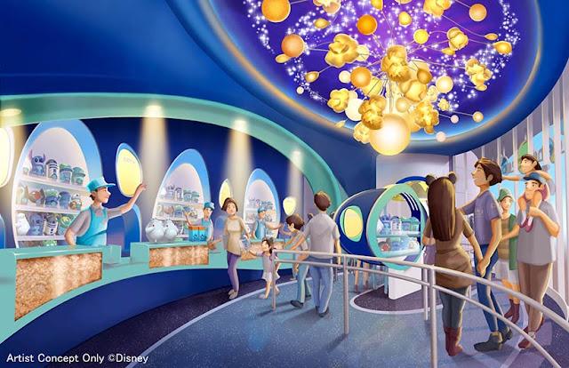 Happy Ride Baymax Ride POV Tokyo Disneyland 東京迪士尼樂園 Big Pop Popcorn
