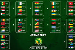 Africa Cup (Egypt 2019) - All channels Broadcasting
