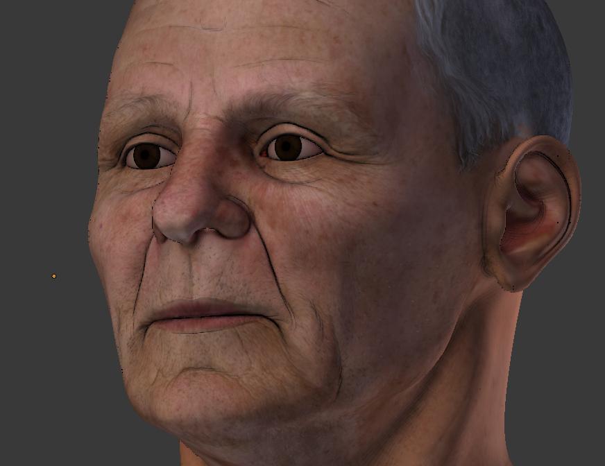 ATOR: The 3D facial reconstruction of Saint Valentine, the patron