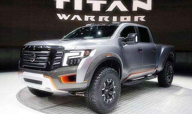 2018 Nissan Titan Warrior Specs, Release Date, Price