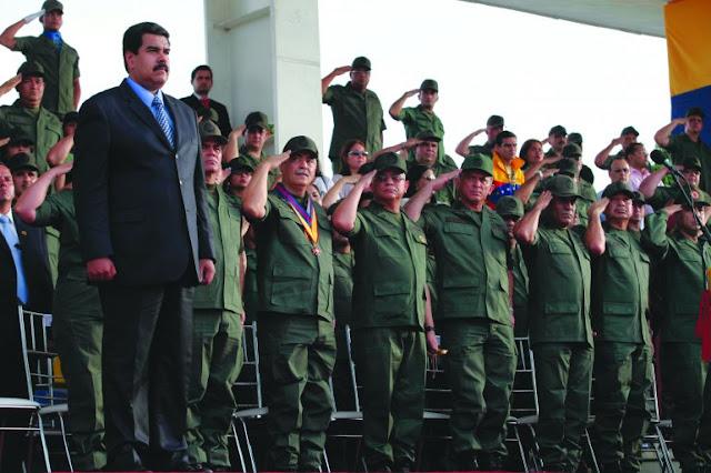 De Baduel a Caguaripano: los 24 militares que Maduro degradó y expulsó de la FAN (+Lista)