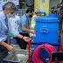 US gov't provides hygiene kits, washing stations to quarantine facility in Manila
