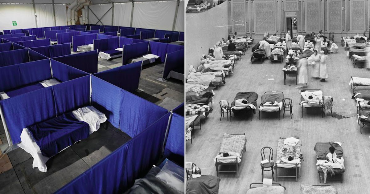 CoViD-19 Has Now Killed More Americans Than The 1918-19 Spanish Flu