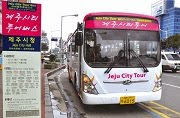 Jeju City Tour Bus