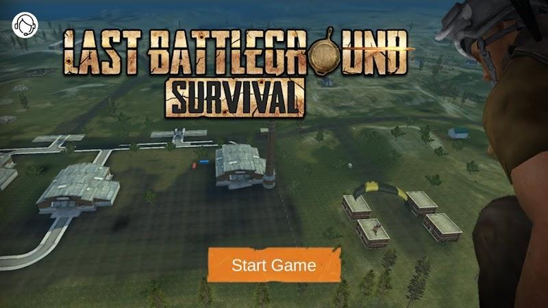 BAIXAR AQUI - Last Battleground: Survival v1.0.9 APK MOD