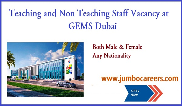 Dubai jobs for Indians, Current jobs vacancies in Dubai,