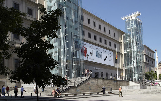Understanding the visitors of the Reina Sofia Museum in Madrid