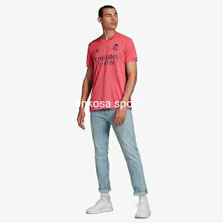Jual Jersey Real Madrid Away 2020-2021