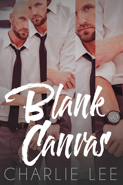 Blank Canvas Cover Reveal