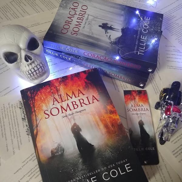 [INDICAÇÃO DE LEITURA] Alma Sombria de Tillie Cole