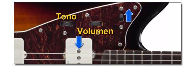Funcionamiento del Selector de Circuito de una Fender Jazzmaster