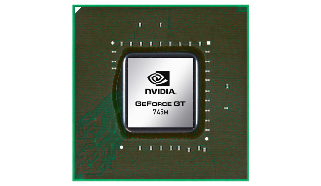 Nvidia GeForce GT 745M Driver Download