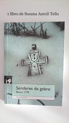 Senderes de gebre, Beseit 1778, Susana Antolí Tello