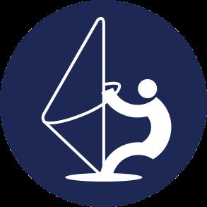 Icon Logo Berlayar Asian Games 2018