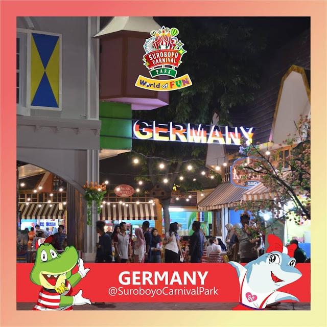 Zona Germany Suroboyo Carnival Park