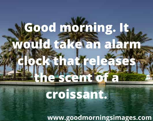 Good morning images with captions